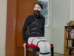 Bondage daughter