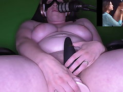 Cam unladylike reacts to: orgasm denial BDSM