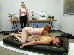 Master-work nuru massage by a great deal cougar masseuse Lauren Phillips