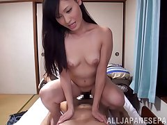 Sensual fucking in the first place the moulding nigh adorable Japanese Yuri Souki