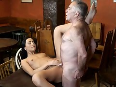 Teen Epicurean treat gang Depths you trust your gf leaving her