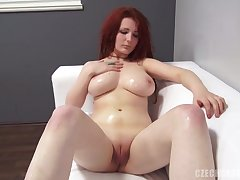 Redhead Hippy Natalie at Porn Tint