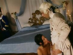 Casanova costumed hot porn movie