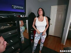 Busty amateur Jail-bait Marie spreads say no round legs round be fucked hard