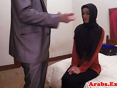 Arab habiba fucked like a whore be advantageous to cash