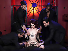 Lola Fae's First Gangbang - As Above So Lower than beneath Part 2
