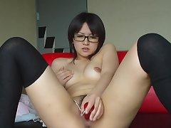 Amateur Pretty Japanse Teen Manhandle